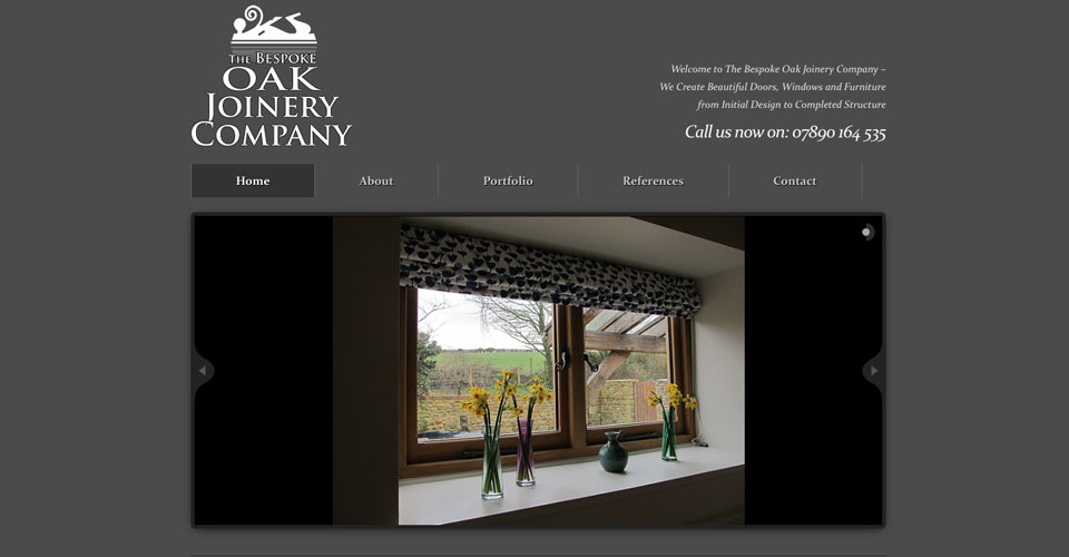 The Bespoke Oak Joinery Company