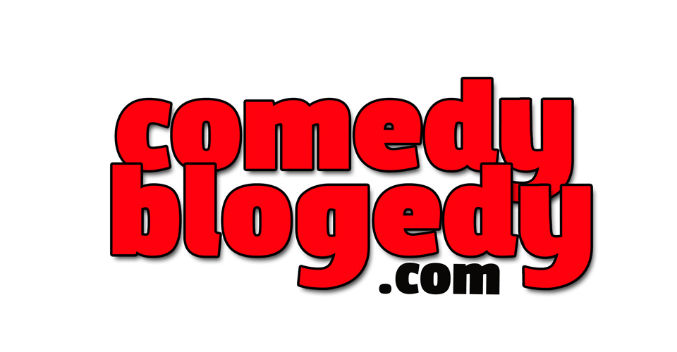 Comedy Blogedy Logo